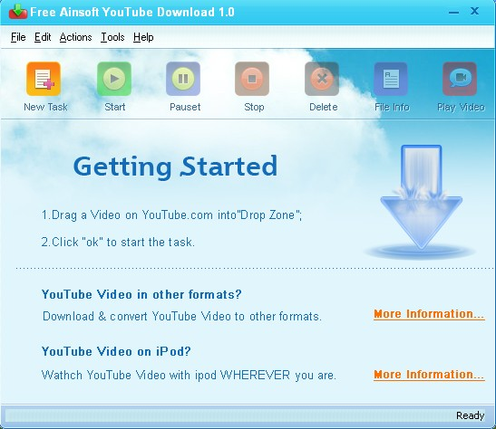 ainsoft YouTube Download