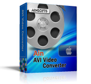 Ainsoft AVI Video Converter for Mac