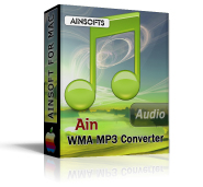 WMA MP3 Converter for Mac