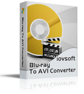 Blu-Ray To AVI Converter